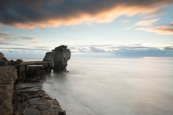 Pulpit Rock- Long Exposure with 0.6 Hard Grad and Big Stopper